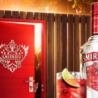 Smirnoff Vodka - Red Door Party