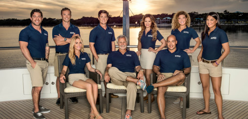 Below Deck - Season 3 Cast