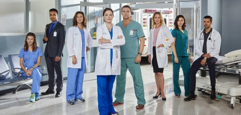 Saving_Hope_Season 4_Group