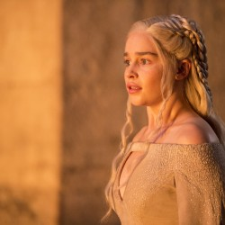 Episode 501 - Emilia Clarke as Daenerys Targaryen
