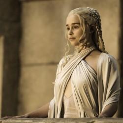 Emilia Clarke as Daenerys Targaryen – photo Helen Sloan/HBO