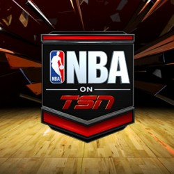 TSN is the official broadcaster of the NBA in Canada