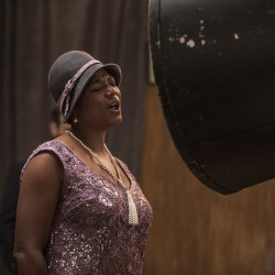 Queen Latifah as Bessie Smith