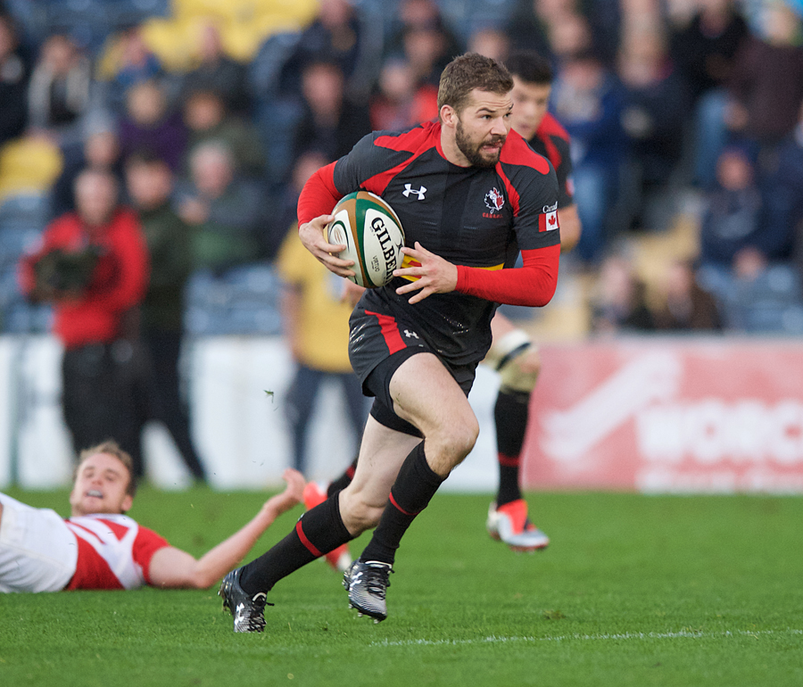 South West Rugby Cups: TSN Showcases Canada's Men's Rugby Team At The WORLD RUGBY
