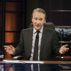 2 Seat Interview:Bill Maher and Chris Hardwick – Host, Comedy Central's @Midnight,Chief Executive Officer of Nerdist Industries;                                             Panel left to right:Paul Begala –  Democratic Strategist, Commentator,